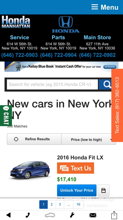 Honda Of Manhattan