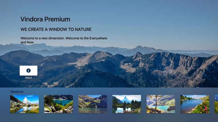 Vindora - Premium - Alpine Ambient & Wellness Wallpapers to Relax and Enjoy Nature and Outdoor