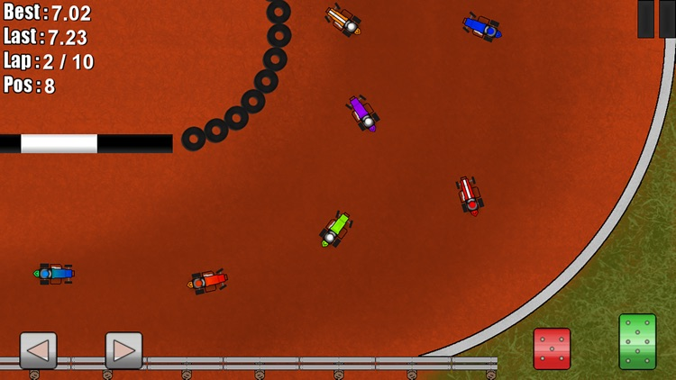 Dirt Racing Mobile Midgets Edition