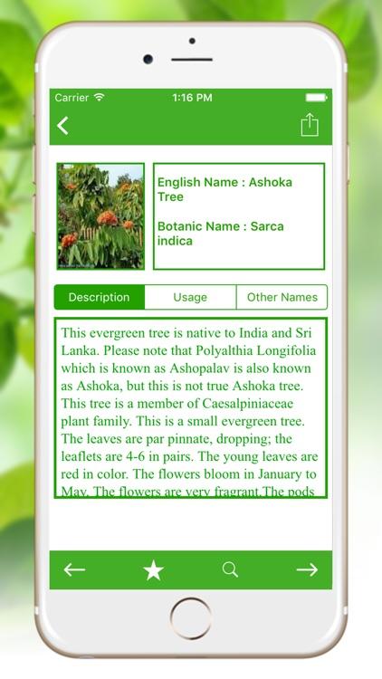 Ref Guide for Medicinal Plants & Ayurvedic Herbs Free screenshot-3