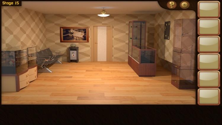 密室逃脱经典合集:逃出公寓房间系列6 - 史上最难的益智游戏 screenshot-4