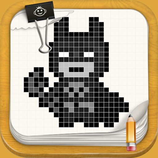 Learn To Draw Superheroes By Pixels