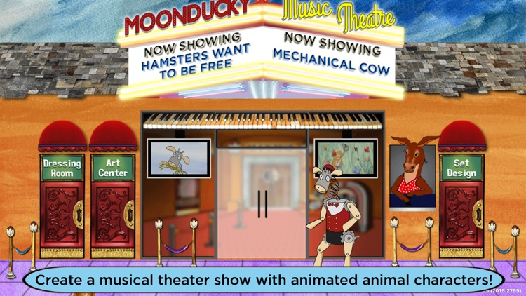 MoonDucky Music Theatre screenshot-0