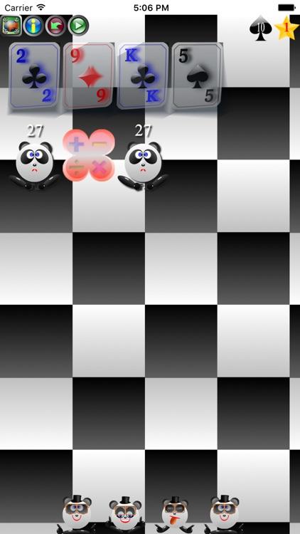 Panda Cards screenshot-4