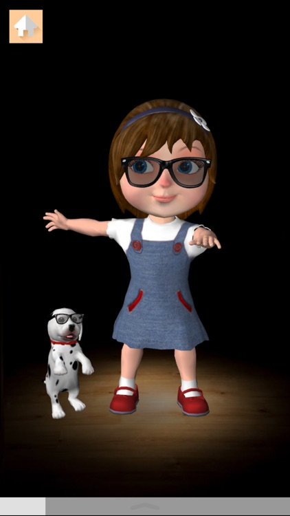 Anya Dress Up & Pet Puppies screenshot-3