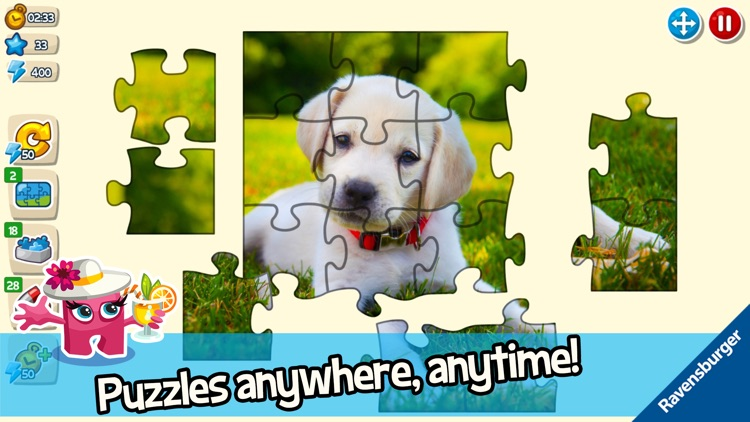 Puzzle Adventures - Jigsaw fun
