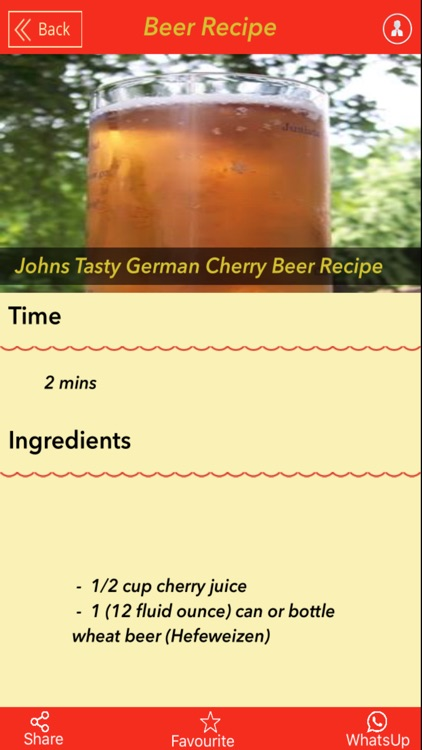 Beer Recipe screenshot-2