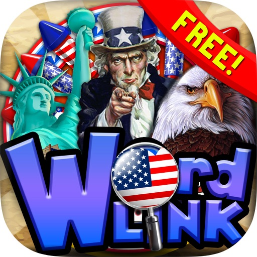 Words Link America for American Search Free