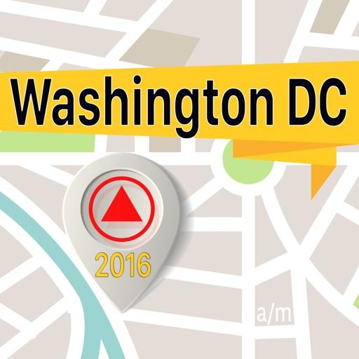 Washington DC Offline Map Navigator and Guide