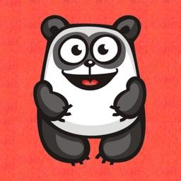 Panda Kung Fu Stack - A Fun Block Stacking Up Game