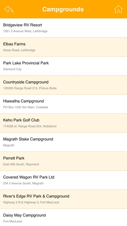 Great App for Passport America Campgrounds screenshot-4