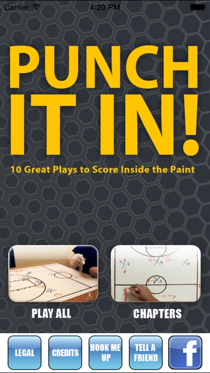 Punch It In! 10 Great Plays To Score Inside The Pain - with Coach Lason Perkins - Full Court Basketball Training Instruction screenshot-0