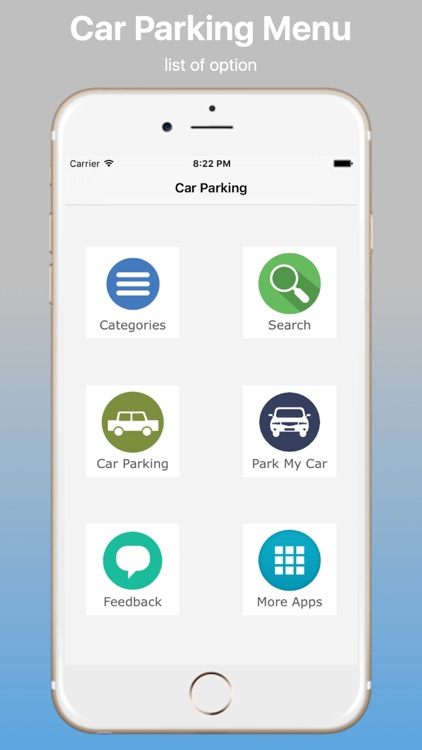 Car Parking Near by Location Pro screenshot-0