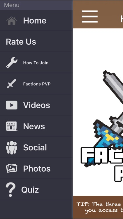 Factions PVP For Minecraft Pocket Edition screenshot-3
