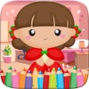 点击获取Little Princess Food Coloring World Drawing Story Kids Game