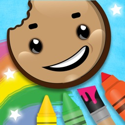 Painting Lulu Coloring App & Coloring Books for Kids
