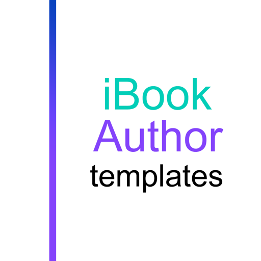 Common Template for iBooks Author