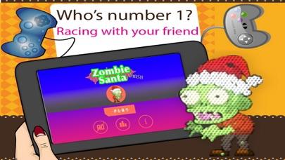 Zombie Santa Claus - Survival on Merry Xmas eve screenshot one