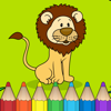 Dibujo para niños: animales, la granja (Coloring book: Animal & Zoo)