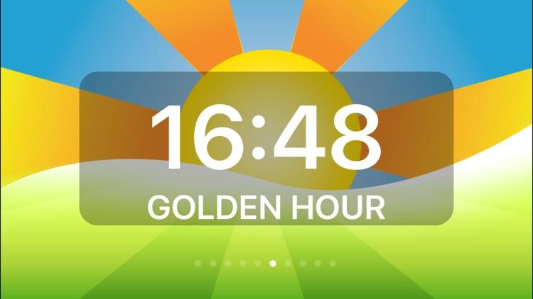 Golden Hour screenshot-4