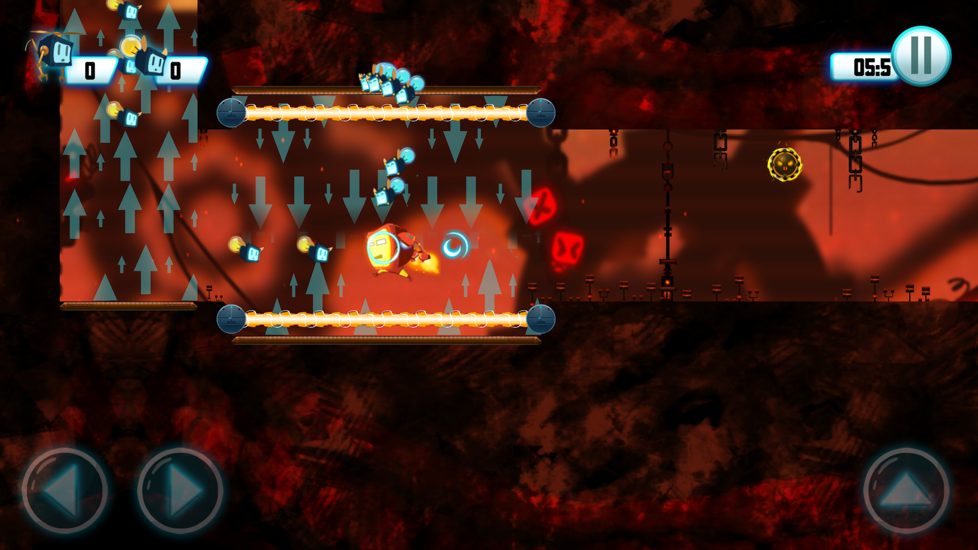 Mechanic Escape screenshot 14