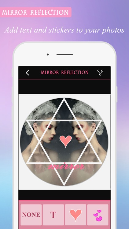 Photo Reflection Effects Pro - Mirror & Water Reflect FX Picture Editing Booth screenshot-3