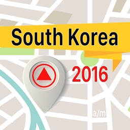 South Korea Offline Map Navigator and Guide