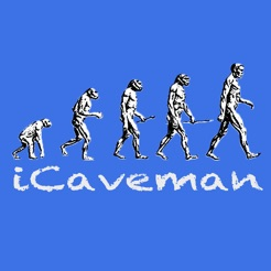 Icaveman your best paleo and primal diet lifestyle source en app store icaveman your best paleo and primal diet lifestyle source 12 malvernweather Choice Image