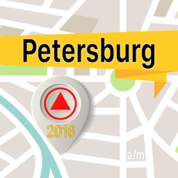 Petersburg Offline Map Navigator and Guide