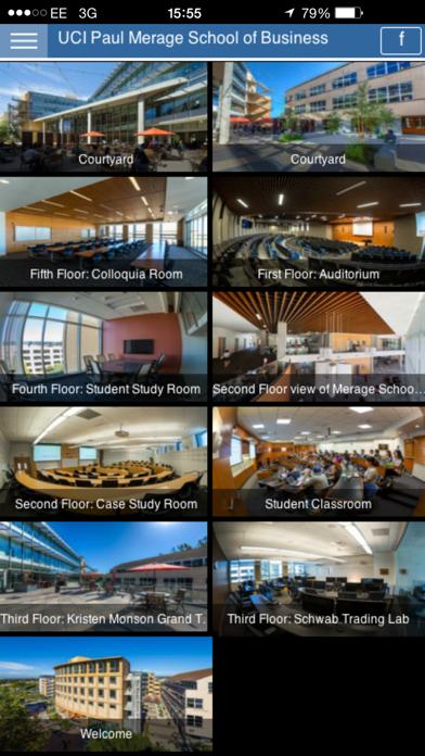 UCI School of Business screenshot two