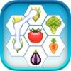 像素蔬菜 - 种子数