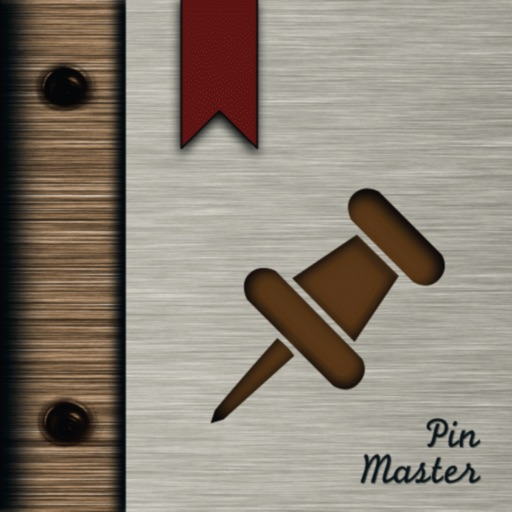 Pin Master HD - Bookmark your World