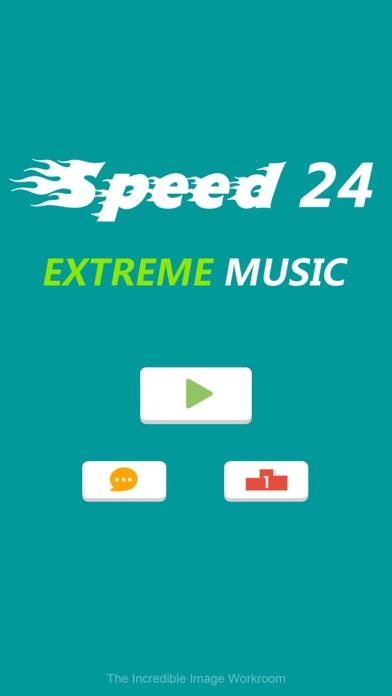 Speed 24 - Extreme music gameのおすすめ画像1