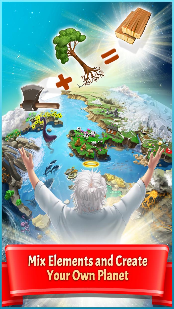 Doodle God™ Alchemy Screenshot