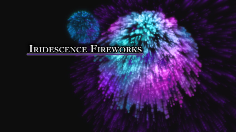 Iridescence Fireworks screenshot-0