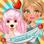 Mes animaux Wedding Salon Dressup - Un chaton en peluche virtuelle et moelleux chiot mariage jeu de relooking