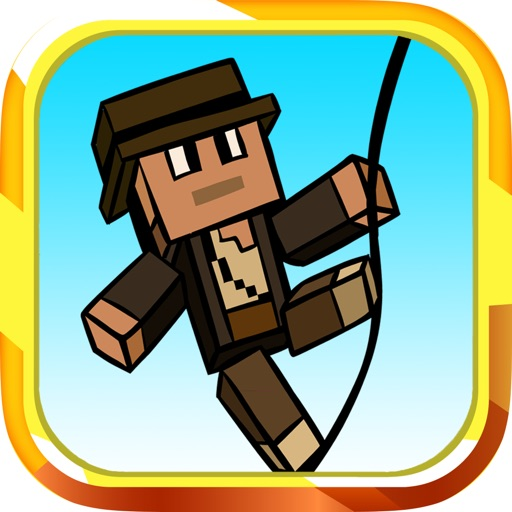 Craft World - Multiplayer Rope Swing Game