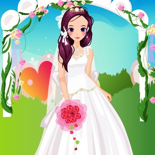 迷人公主新娘换装