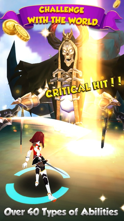 Billion Hunter - Casual Monster Clicker RPG screenshot-2