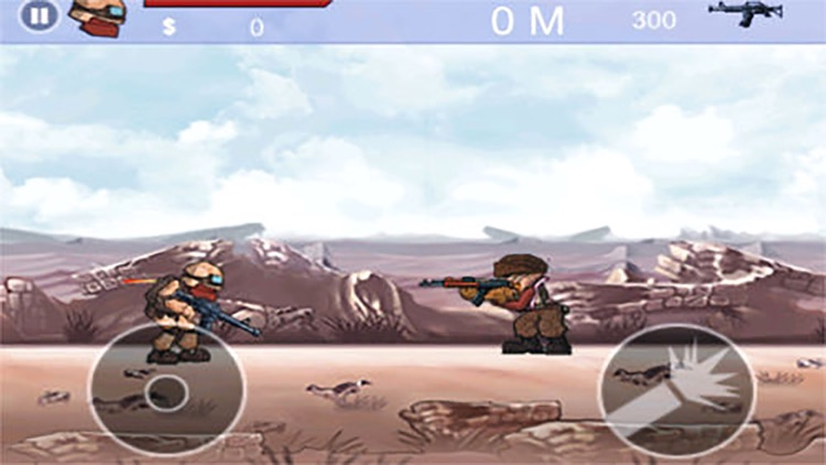 War of Glory - Sniper Force screenshot-3