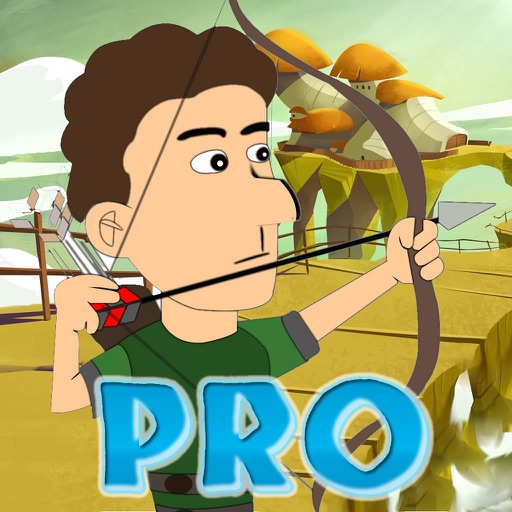 Archery Castles War PRO icon