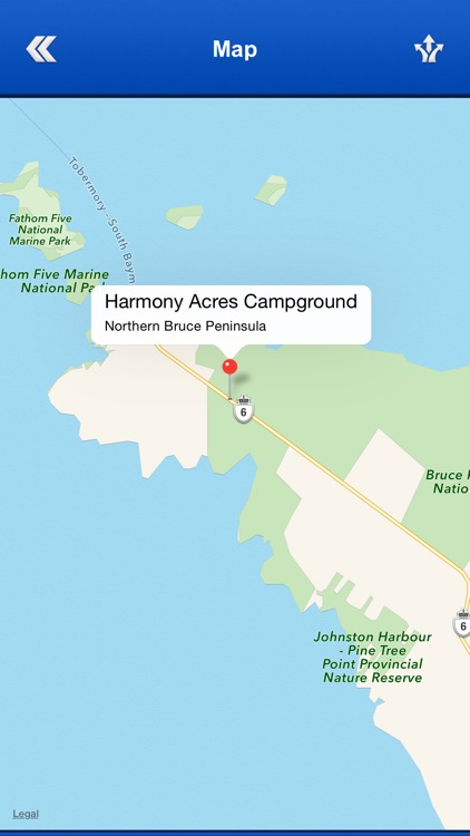Ontario Campgrounds and RV Parks screenshot-4