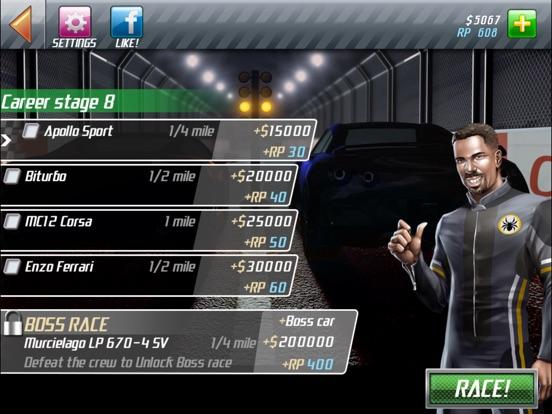 Игра Drag Racing Classic