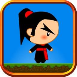 Speedy Ninja - Nin Jump Free