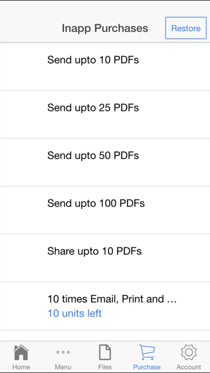 Purchase Order screenshot-4