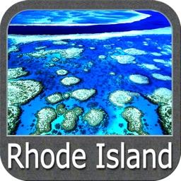 Rhodes Island - GPS Map Navigator