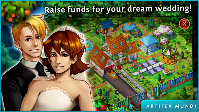 Gardens Inc. 3: A Bridal Pursuit (Full) on the App Store