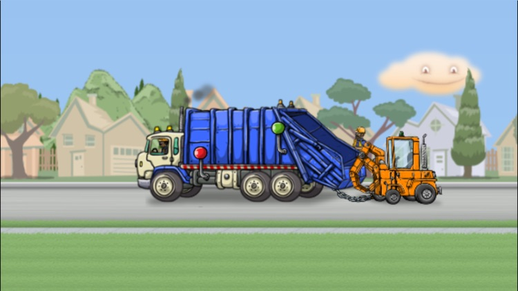 Garbage Truck: Bulky Trash Pick Up screenshot-3