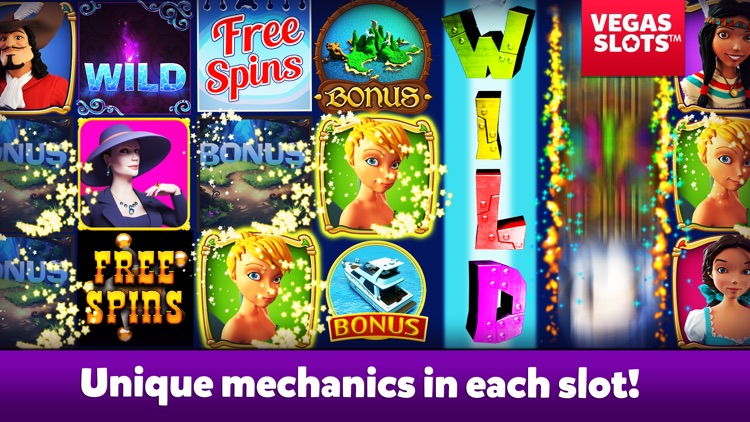 Vegas Slots™ - free casino slot machine with big bonus and 777 jackpot