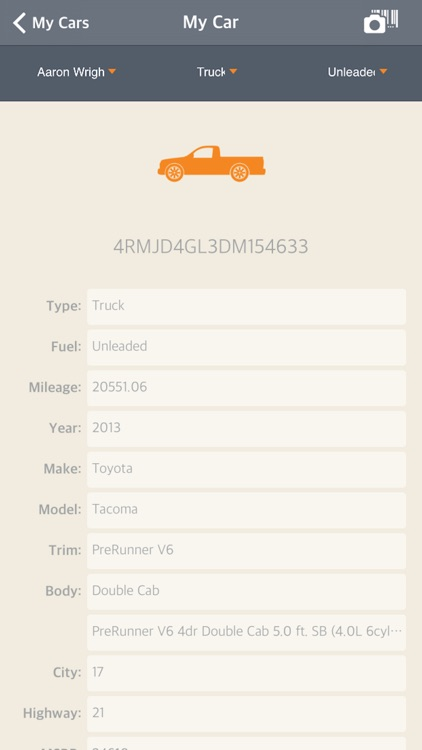 AutoDrive — Drive Tracking screenshot-4
